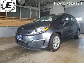 Used 2017 Kia Rio LX+/BLUETOOTH/HEATED SEATS!! for sale in Barrie, ON