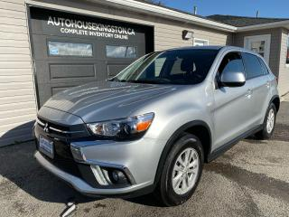 Used 2019 Mitsubishi RVR SE for sale in Kingston, ON