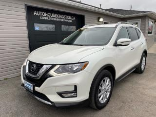 Used 2019 Nissan Rogue SV for sale in Kingston, ON