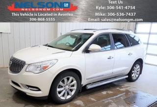 Used 2013 Buick Enclave Premium for sale in Avonlea, SK