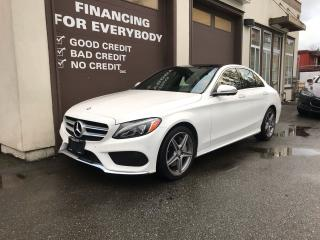 Used 2017 Mercedes-Benz C-Class C 300 for sale in Abbotsford, BC