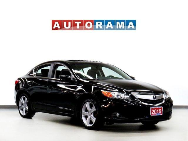2015 Acura ILX TECH PKG NAV LEATHER SUNROOF BACKUP CAM