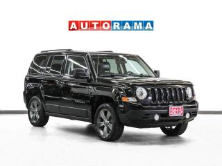 Used 2014 Jeep Patriot North AWD Alloy Wheels for sale in Toronto, ON
