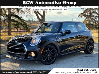Used 2016 MINI Cooper Hardtop AUTOMATIC for sale in Calgary, AB