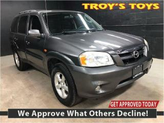 Used 2005 Mazda Tribute GX for sale in Guelph, ON