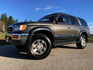 Used 1997 Toyota 4Runner Limited for sale in Guelph, ON