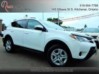 Used 2015 Toyota RAV4 LE AWD.ReverseCamera.Bluetooth.HeatedSeats for sale in Kitchener, ON
