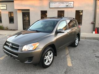 Used 2012 Toyota RAV4 4WD 4dr I4,SUNROOF,ALLOYS,NO ACCIDENTS !! for sale in Burlington, ON