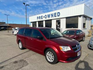 Used 2015 Dodge Grand Caravan SXT for sale in Brantford, ON
