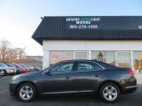 Photo of Black 2015 Chevrolet Malibu