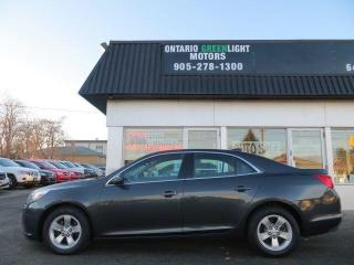 Used 2015 Chevrolet Malibu LS, LOADED, ALLOYS, BLUETOOTH for sale in Mississauga, ON