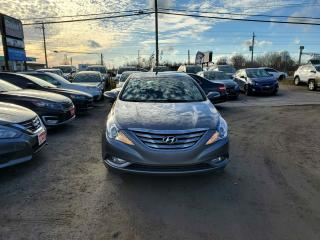 Used 2012 Hyundai Sonata Limited w/Navi for sale in Gloucester, ON