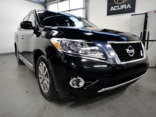 Used 2014 Nissan Pathfinder SL MODEL,NO ACCIDENT DEALER MAINTAIN for sale in North York, ON
