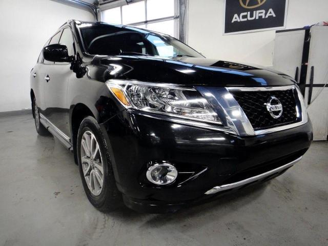 2014 Nissan Pathfinder SL MODEL,NO ACCIDENT DEALER MAINTAIN