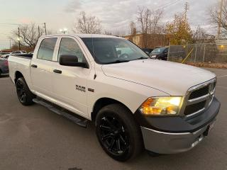 Used 2017 RAM 1500 ST ** 4X4, CREW CAB, CRUISE ** for sale in St Catharines, ON
