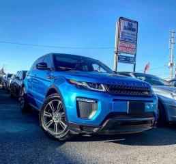Used 2018 Land Rover Range Rover Evoque Landmark Special Edition | Fully Loaded|Certified for sale in Brampton, ON