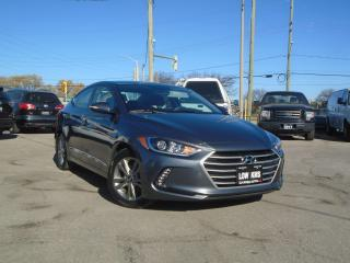 Used 2017 Hyundai Elantra 4dr Sdn Auto GL LOW KM NO ACCIDENT ONE OWNER SAFET for sale in Oakville, ON
