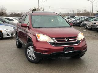 Used 2010 Honda CR-V EX-L for sale in Oakville, ON