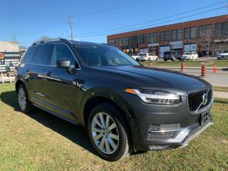 Used 2016 Volvo XC90 T6 MOMENTUM AWD NAVI PANO ROOF 360 BIRD VIEW CAM for sale in North York, ON