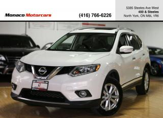 Used 2014 Nissan Rogue SV AWD - PANOROOF|BACKUPCAM|REMOTE START for sale in North York, ON