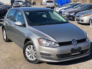 Used 2015 Volkswagen Golf COMFORTLINE for sale in Oakville, ON