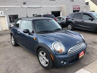 Used 2010 MINI Cooper for sale in Scarborough, ON