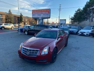 Used 2012 Cadillac CTS Luxury for sale in Toronto, ON