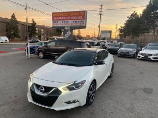 Used 2016 Nissan Maxima SL for sale in Toronto, ON