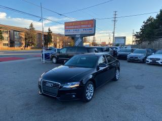 Used 2012 Audi A4 2.0T for sale in Toronto, ON