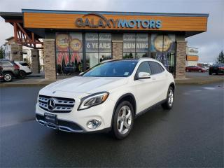 Used 2020 Mercedes-Benz GLA 250 - Navigation, Backup Cam, Panoramic Sunroof for sale in Courtenay, BC