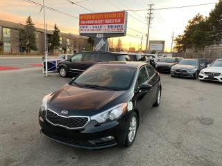 Used 2016 Kia Forte LX+ for sale in Toronto, ON