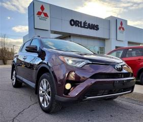 Used 2017 Toyota RAV4 LIMITED  for sale in Orléans, ON