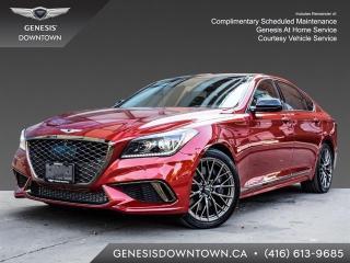 Used 2019 Genesis G80 for sale in Toronto, ON