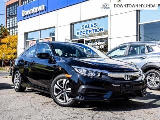 Used 2017 Honda Civic SEDAN for sale in Toronto, ON