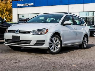 Used 2017 Volkswagen Golf Sportwagen for sale in Toronto, ON