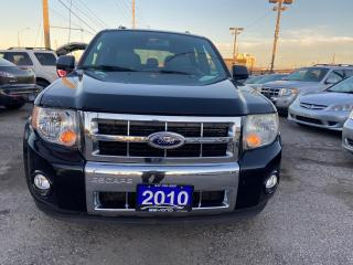 Used 2010 Ford Escape BLUETOOTH, CLIMATE CONTROL, SUNROOF, HEATED SEATS for sale in Woodbridge, ON