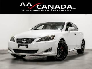 Used 2008 Lexus IS 250 AWD for sale in North York, ON