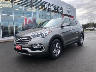 Used 2017 Hyundai Santa Fe Sport Premium, 1 OWNER LOCAL TRADE, HEATED REAR SEATS for sale in Belleville, ON