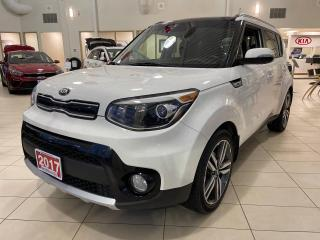 Used 2017 Kia Soul EX PREMIUM for sale in Waterloo, ON