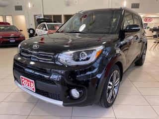 Used 2018 Kia Soul EX Tech for sale in Waterloo, ON