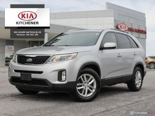 Used 2015 Kia Sorento 2.4L LX AWD - ONE OWNER for sale in Kitchener, ON