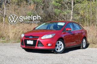 Used 2012 Ford Focus SEL | Dual-Zone A/C, Heated Seats for sale in Guelph, ON