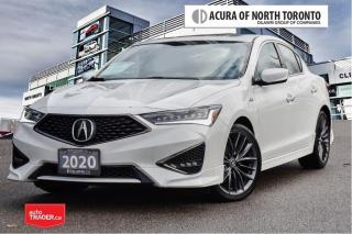 Used 2020 Acura ILX A-Spec Premium 8DCT Brand New Car at Used Car Pric for sale in Thornhill, ON