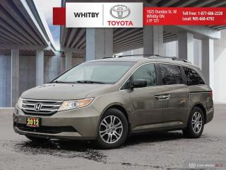 Used 2012 Honda Odyssey EX for sale in Whitby, ON