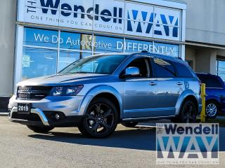 Used 2019 Dodge Journey Crossroad 7 Pass/DVD/NAV for sale in Kitchener, ON