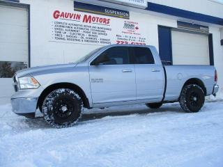 Used 2014 RAM 1500 SLT for sale in Swift Current, SK