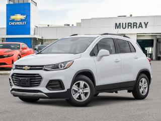 New 2021 Chevrolet Trax LT for sale in Winnipeg, MB