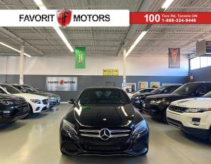 Used 2015 Mercedes-Benz C-Class C300|4MATIC|NAV|DUAL SUNROOF|LEATHER|AMBIENT|+++ for sale in North York, ON