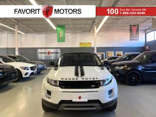 Used 2015 Land Rover Evoque Pure Plus|NAV|MERIDIAN|PANROOF|LEATHER|HEATEDSEATS for sale in North York, ON