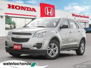 Used 2013 Chevrolet Equinox LS for sale in Waterloo, ON